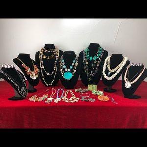 Lot Shell Necklaces Bracelets